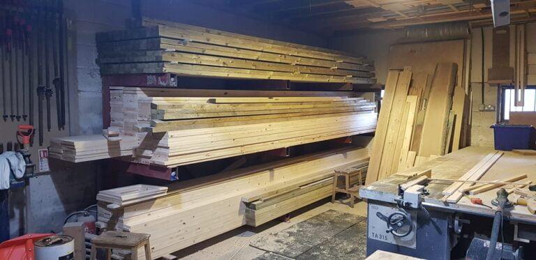 Timber FSC PEFC workshop