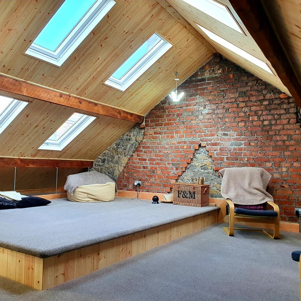 Loft conversion Buxton