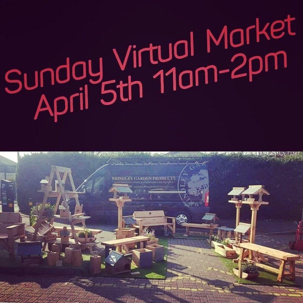 Virtual Sunday market